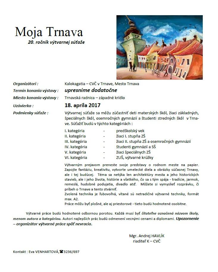 MOJA TRNAVA